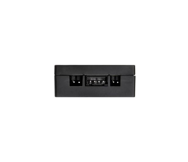 SilverStone RGB-LED-Hub + 2xLED czarny - 406463 - zdjęcie 6