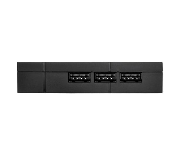 SilverStone RGB-LED-Hub + 2xLED czarny - 406463 - zdjęcie 7