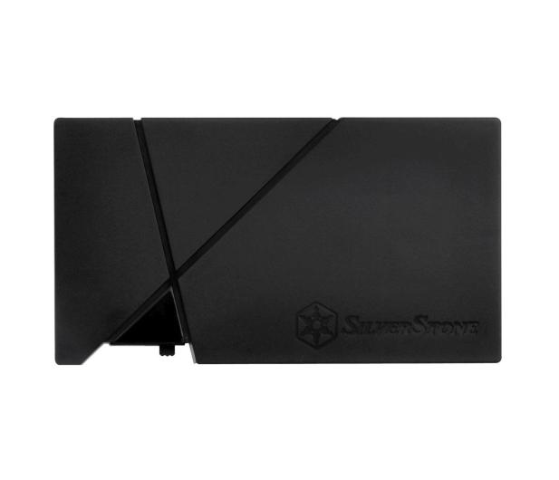 SilverStone RGB-LED-Hub + 2xLED czarny - 406463 - zdjęcie 9