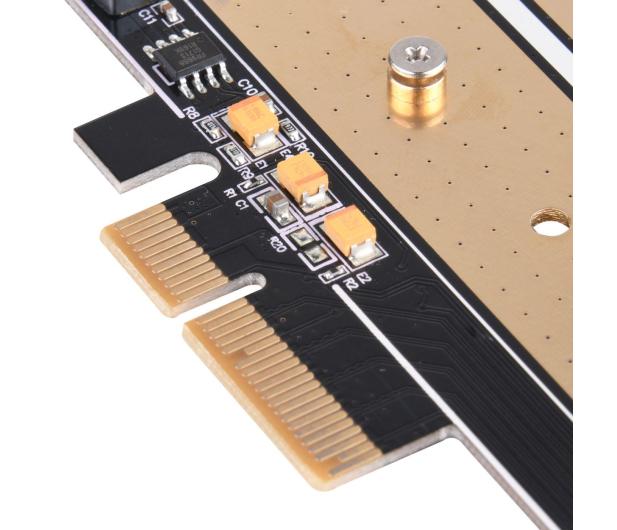 SilverStone PCIe x4 - 2xM.2 - 406456 - zdjęcie 8
