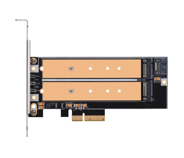 SilverStone PCIe x4 - 2xM.2 - 406456 - zdjęcie 7
