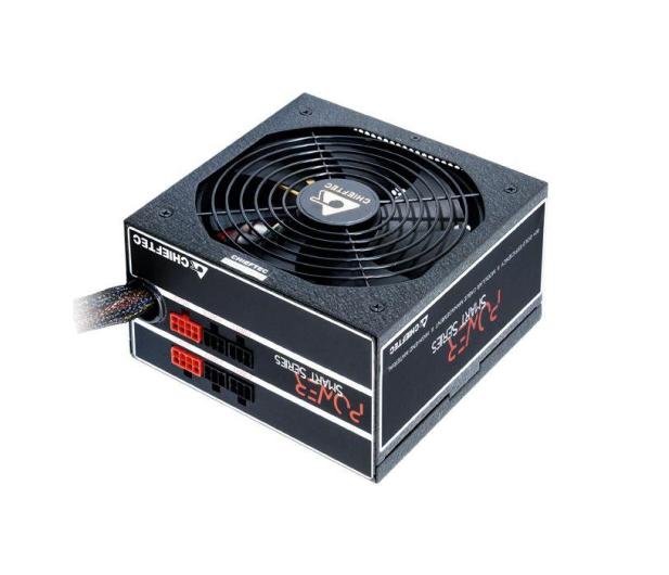 Chieftec Power Smart 650W 80 Plus Gold - 406791 - zdjęcie 3