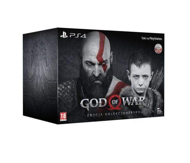 Sony God of War Collector Edition - 406537 - zdjęcie