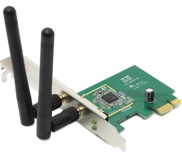 ASUS PCE-N15 (300Mb/s b/g/n) - 74560 - zdjęcie