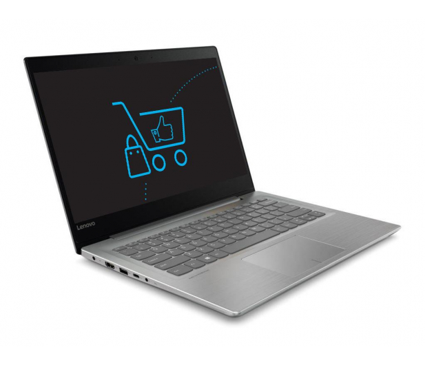 Lenovo Ideapad 320s-14 i3-7130U/8GB/240+1000 Szary  - 406979 - zdjęcie 3