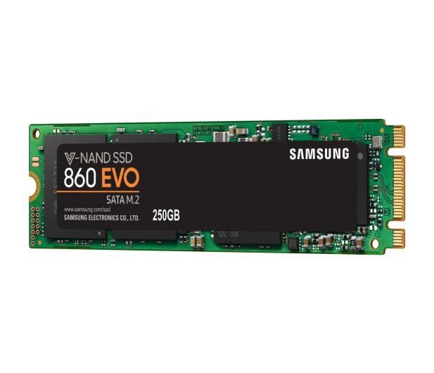 Samsung 250GB M.2 SATA SSD 860 EVO - 406981 - zdjęcie 2