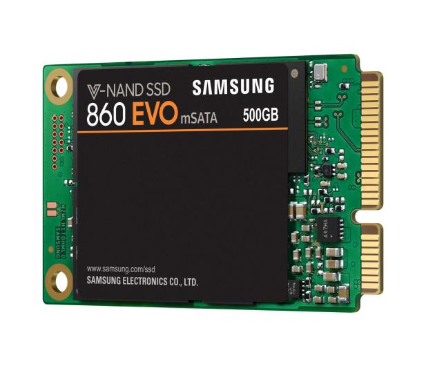 Samsung 500GB mSATA SSD 860 EVO - 407043 - zdjęcie 2
