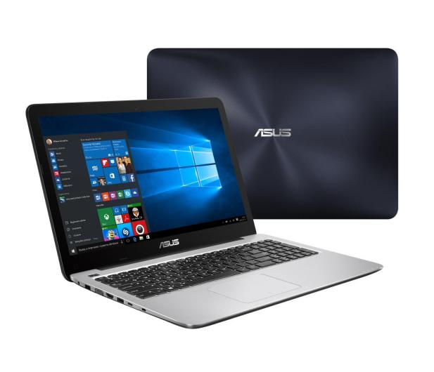 ASUS R558UA-DM966T-8 i5-7200U/8GB/1TB/DVD/Win10X - 406829 - zdjęcie