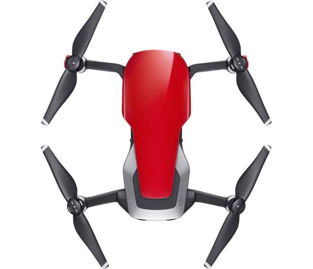 DJI Mavic Air Fly More Combo czerwony - 406822 - zdjęcie 3