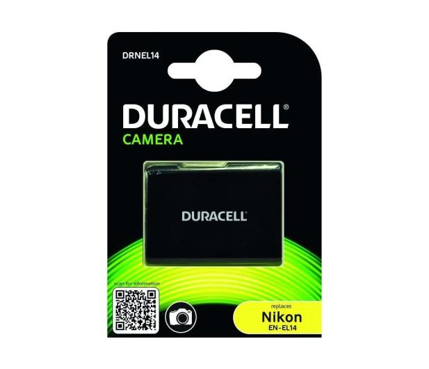 Duracell Zamiennik Nikon EN-EL14 - 407123 - zdjęcie 3