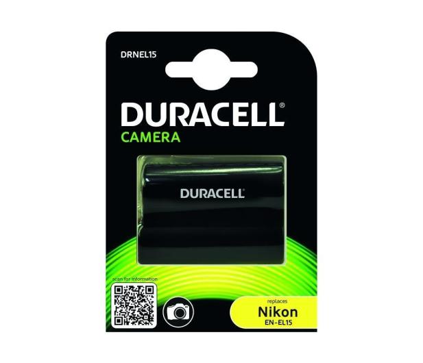 Duracell Zamiennik Nikon EN-EL15 - 407124 - zdjęcie 3