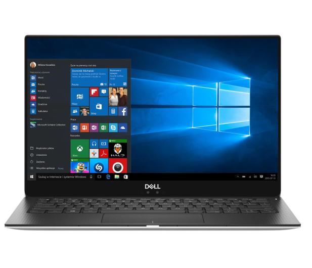 Dell XPS 13 9370 i7-8550U/16GB/512/Win10 FHD - 406852 - zdjęcie 3