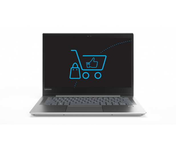 Lenovo Ideapad 520s-14 i3-7130U/8GB/120+1000 Szary  - 413368 - zdjęcie 5