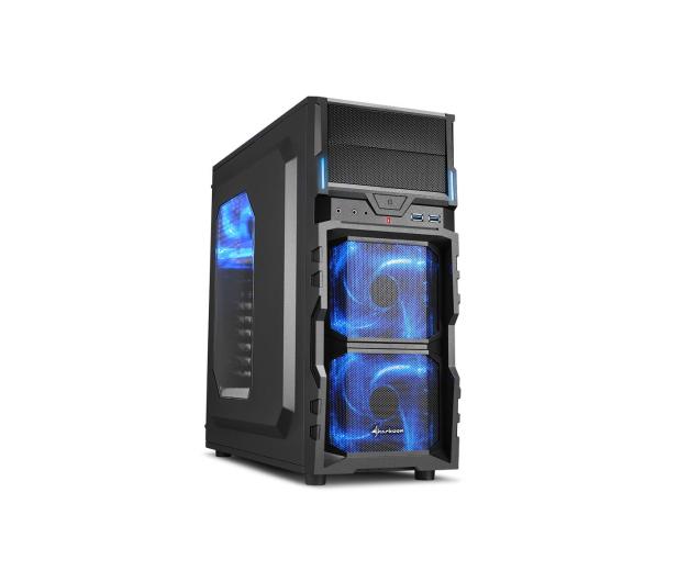 Sharkoon VG5-W Blue - 407510 - zdjęcie