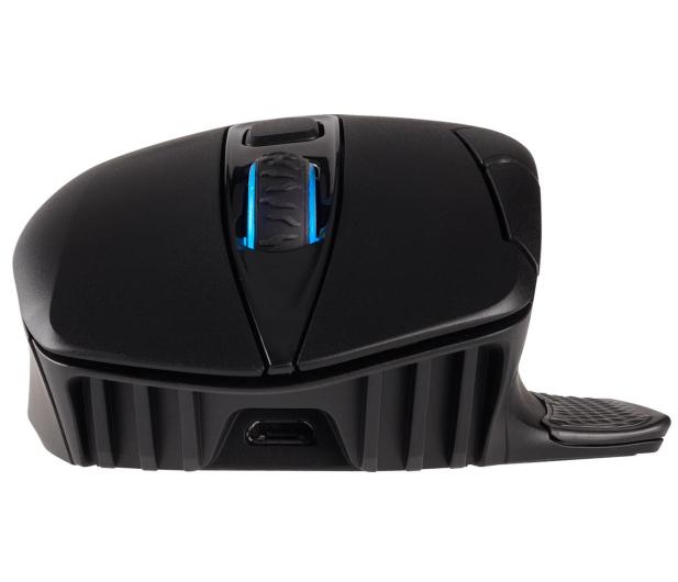 Corsair Dark Core SE (Qi, czarna, RGB, 16000dpi) - 407729 - zdjęcie 9