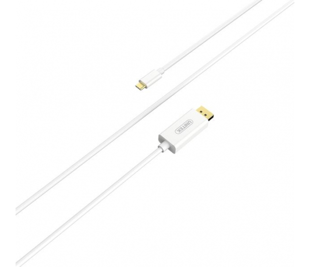 Unitek Kabel USB-C 3.1 - DisplayPort 1,8 m - 408350 - zdjęcie 2
