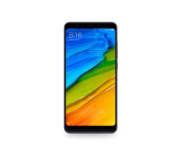 Xiaomi Redmi 5 Plus 64GB Dual SIM LTE Black - 408131 - zdjęcie 2