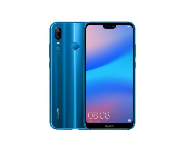 Huawei P20 Lite Dual SIM 64GB Niebieski - 414753 - zdjęcie