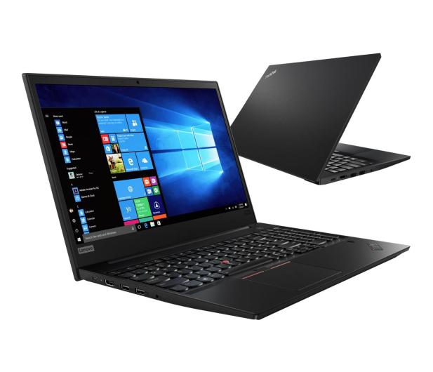 Lenovo ThinkPad E580 i5-8250U/16GB/256+1TB/Win10 RX550  - 452867 - zdjęcie