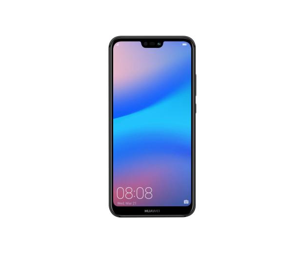 Huawei P20 Lite Dual SIM 64GB Czarny - 414751 - zdjęcie 3