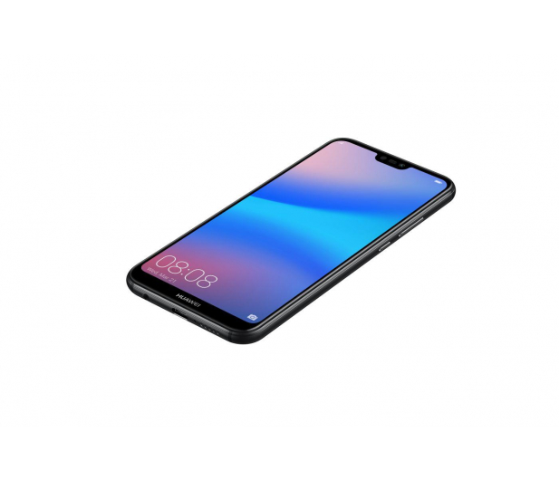 Huawei P20 Lite Dual SIM 64GB Czarny - 414751 - zdjęcie 8