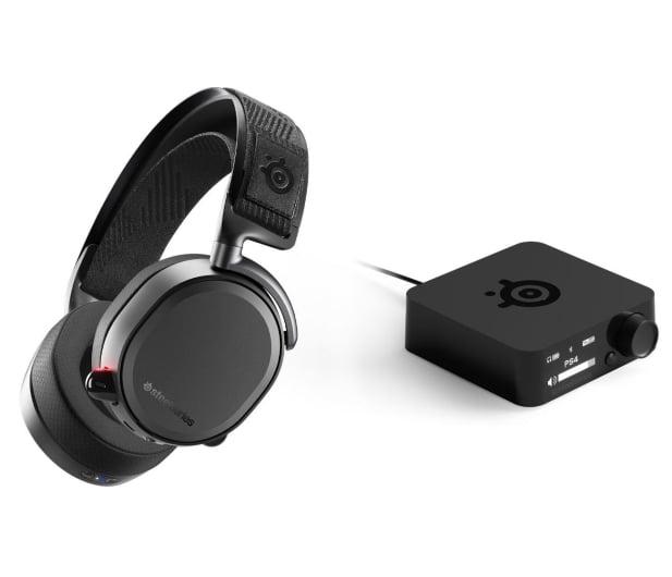 SteelSeries Arctis Pro Wireless czarne - 414220 - zdjęcie 4