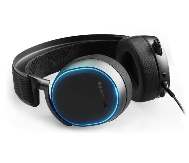 SteelSeries Arctis Pro + GameDAC czarne - 414218 - zdjęcie 2