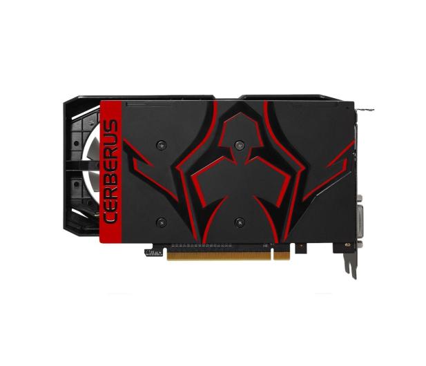 ASUS GeForce GTX 1050 Ti Cerberus OC 4GB GDDR5 - 415313 - zdjęcie 7
