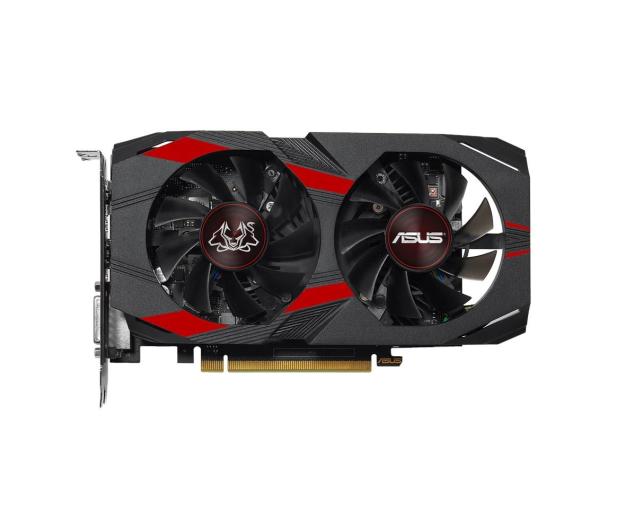 ASUS GeForce GTX 1050 Ti Cerberus OC 4GB GDDR5 - 415313 - zdjęcie 3