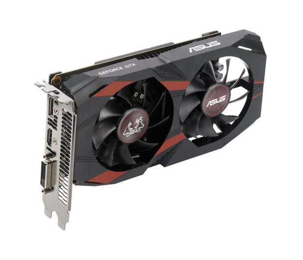 ASUS GeForce GTX 1050 Ti Cerberus OC 4GB GDDR5 - 415313 - zdjęcie 4