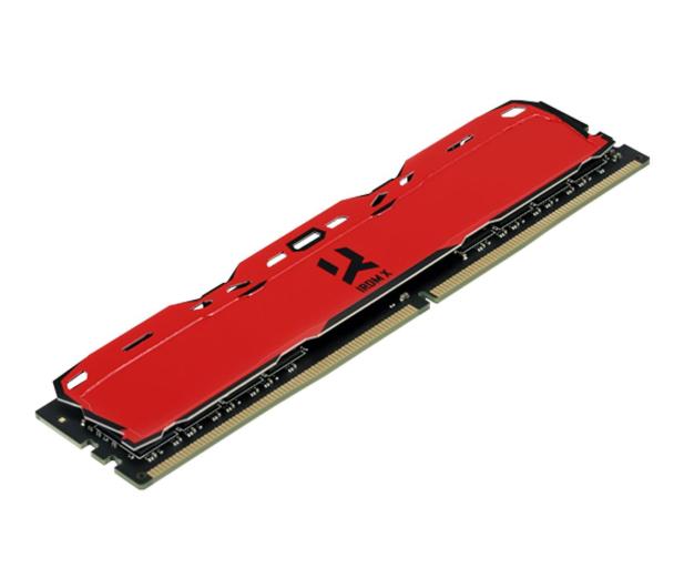 Plextor 256GB M.2 PCIe NVMe M8Pe + 8GB 3000MHz IRDM X RED - 415710 - zdjęcie 6