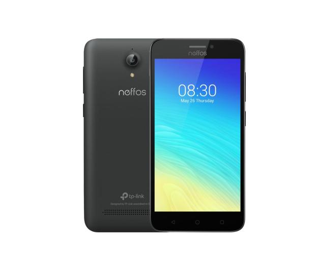 TP-Link Neffos Y5s 2/16GB Dual SIM LTE szary  - 415191 - zdjęcie