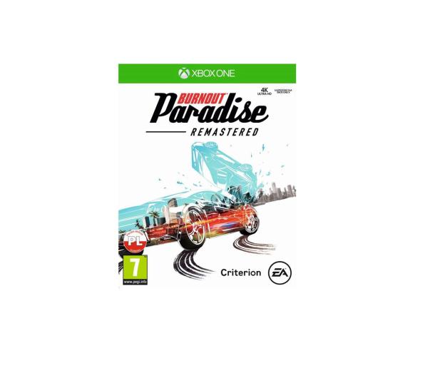 EA BURNOUT PARADISE REMASTERED - 415686 - zdjęcie