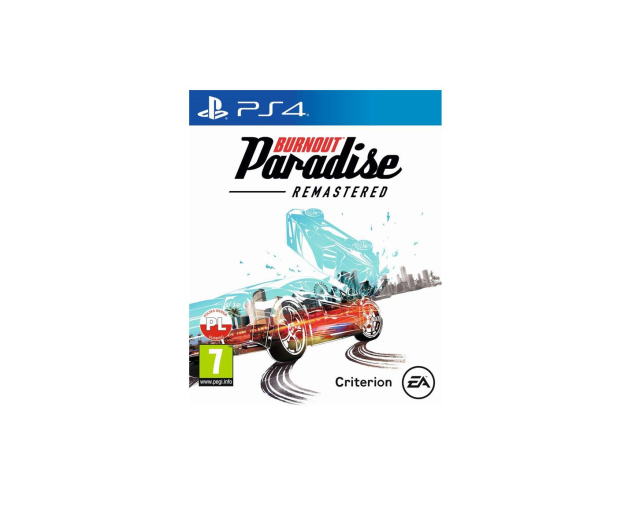 Criterion Games BURNOUT PARADISE REMASTERED - 415685 - zdjęcie
