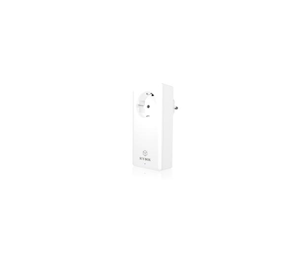 ICY BOX Ładowarka sieciowa 4 x USB 5A + gniazdo - 414599 - zdjęcie 2