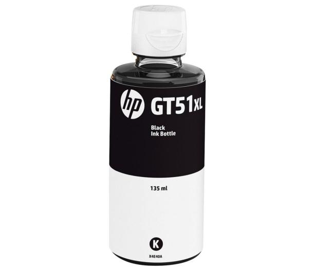HP GT51XL X4E40AE Black 6000 str. (135ml) - 406399 - zdjęcie 2