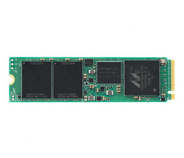 Plextor 256GB M.2 PCIe NVMe M9PeGN  - 415135 - zdjęcie
