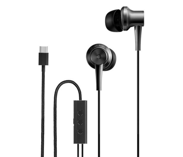 Xiaomi Mi ANC & Type-C (czarne) - 416498 - zdjęcie