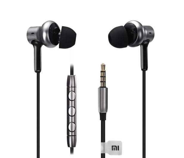 Xiaomi Mi In-Ear Pro HD Headphones (srebrny) - 416491 - zdjęcie 2