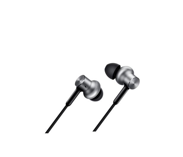 Xiaomi Mi In-Ear Pro HD Headphones (srebrny) - 416491 - zdjęcie 4