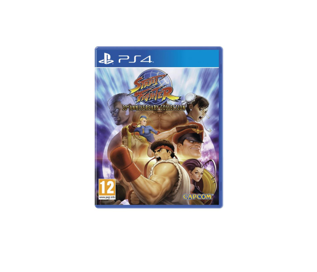 Digital Eclipse Street Fighter 30th Anniversary Collection - 416759 - zdjęcie