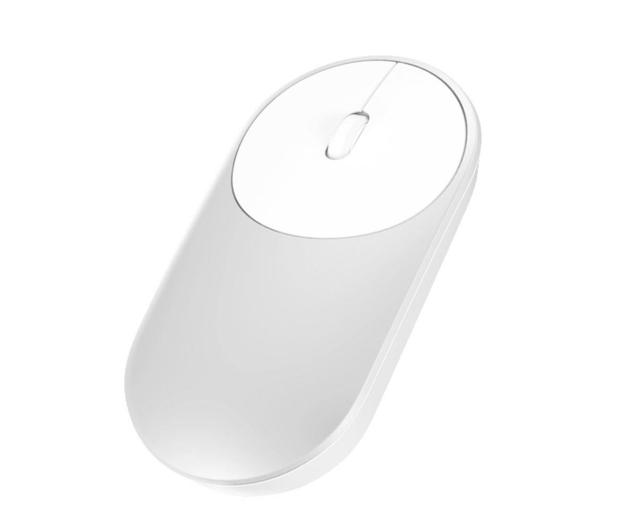 Xiaomi Mi Portable Mouse (srebrny) - 416408 - zdjęcie 2