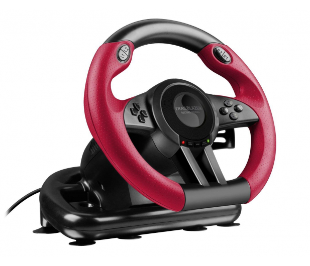 SpeedLink TRAILBLAZER Racing Wheel  PS4/PS3/XBOX One/PC - 410965 - zdjęcie 2