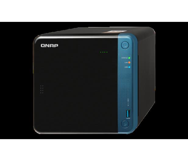 QNAP TS-453Be-4G (4xHDD, 4x1.5-2.3GHz,4GB,5xUSB,2xLAN)  - 416870 - zdjęcie 3