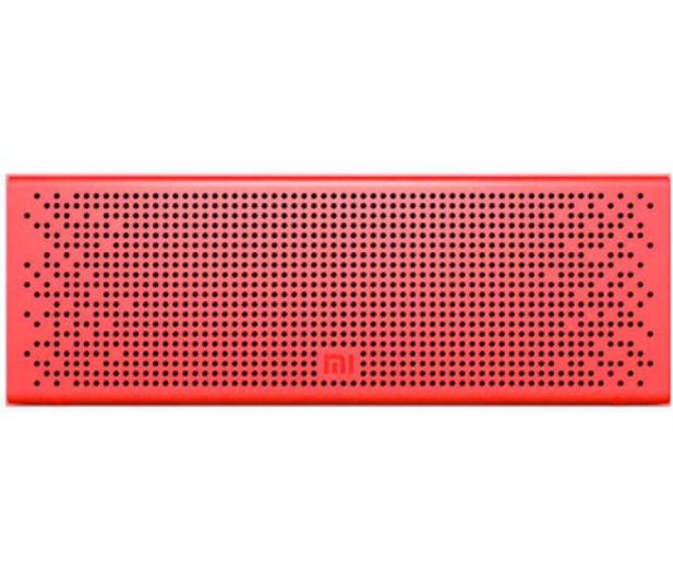 Xiaomi Mi Bluetooth Speaker (czerwony)  - 412134 - zdjęcie 2