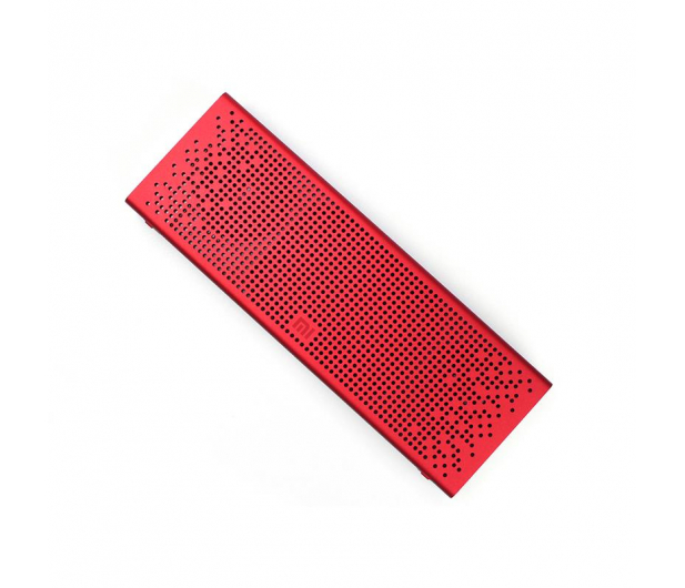 Xiaomi Mi Bluetooth Speaker (czerwony)  - 412134 - zdjęcie 3