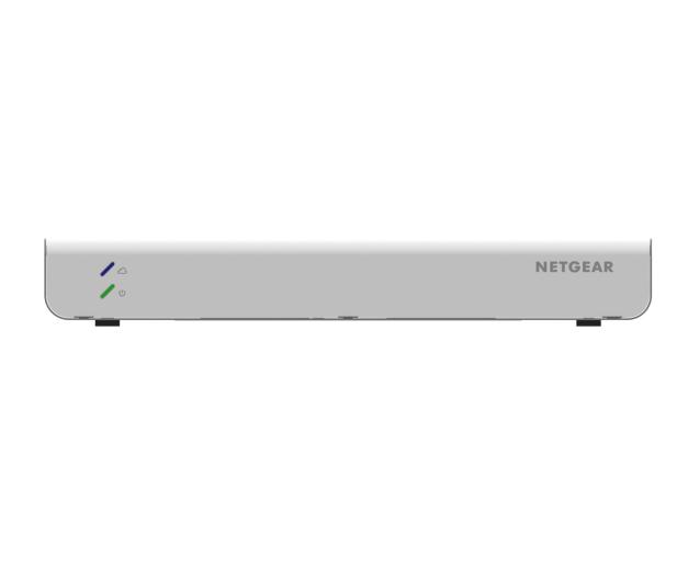 Netgear 10p GC110P Smart Cloud (8x100/1000Mbit 2xSFP) PoE - 409497 - zdjęcie 2