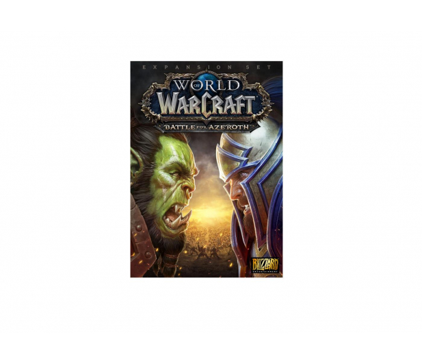 PC WORLD OF WARCRAFT: BATTLE FOR AZEROTH  - 412155 - zdjęcie