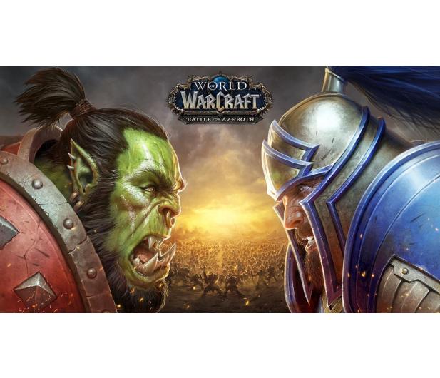 PC WORLD OF WARCRAFT: BATTLE FOR AZEROTH  - 412155 - zdjęcie 2