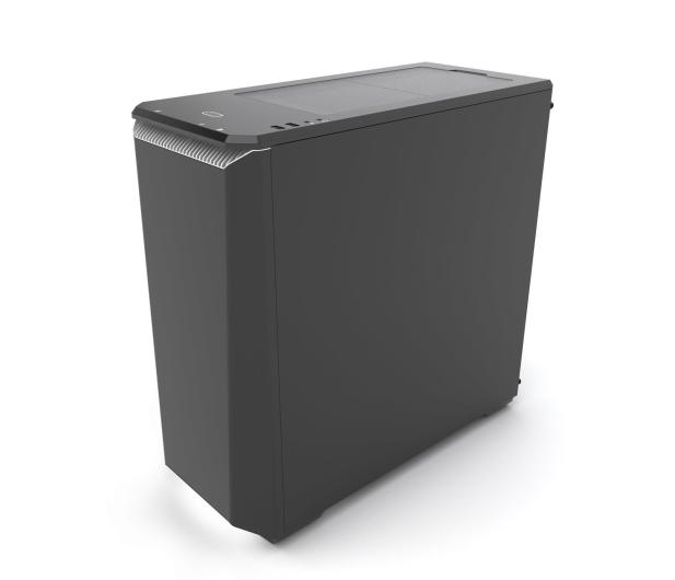 Phanteks Eclipse P400S Tempered Glass (czarny/biały)  - 411813 - zdjęcie 3